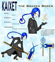 Kaixet - Blue