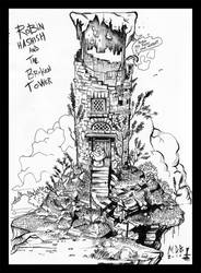 Robin And The Broken Tower01