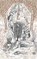 On the Brink of Ragnarok by zorm