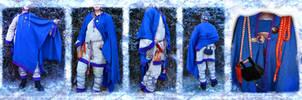 Viking-era test costume WIP by zorm