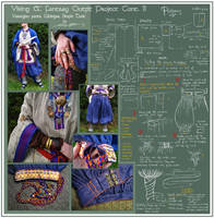 Viking outfit project cont. II by zorm