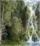 Waterfall by zorm