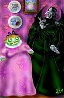 OOTP - Umbridge faces Snape by zorm
