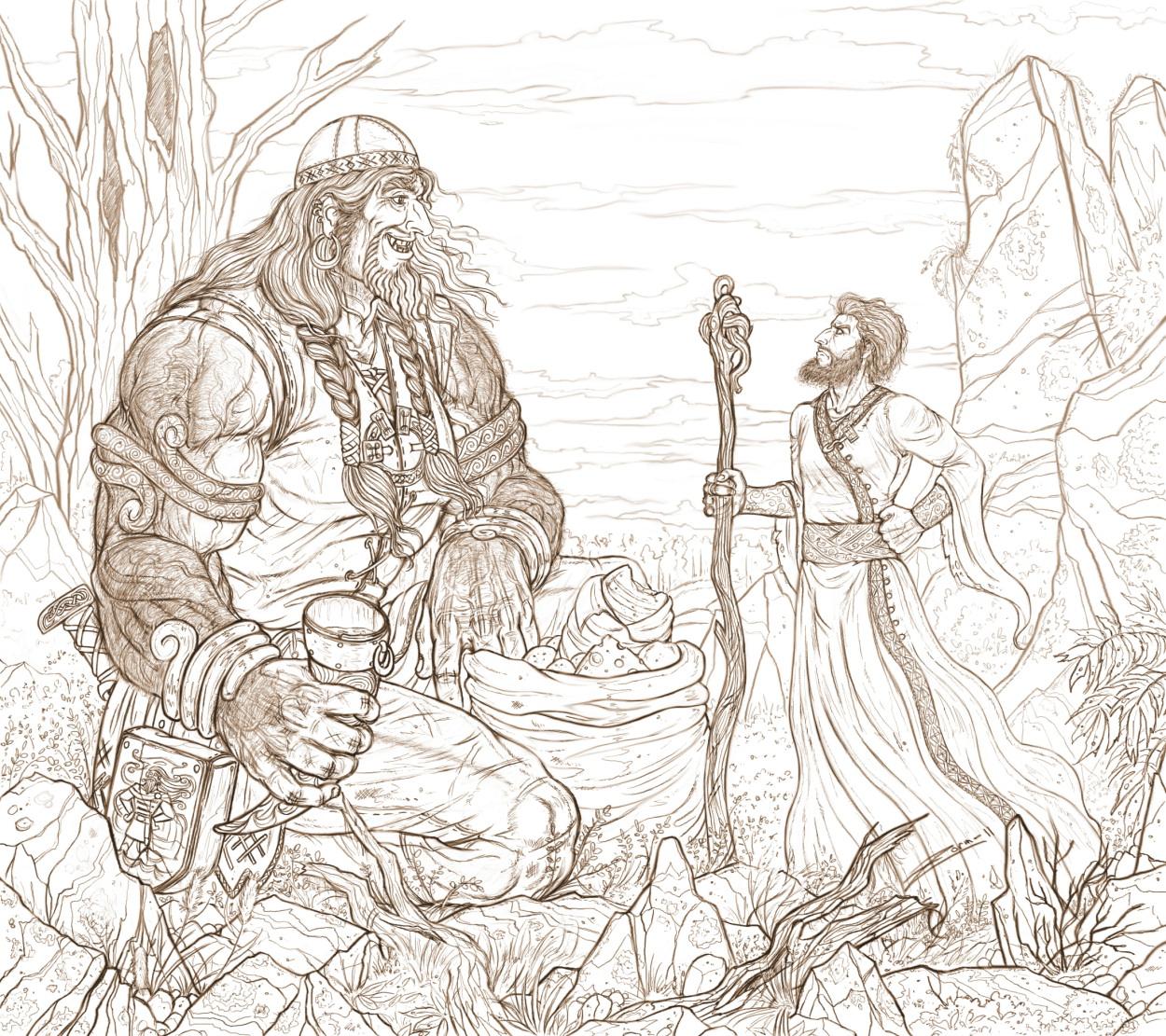 Saltheart and TC