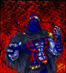 Cobra Commander Colored