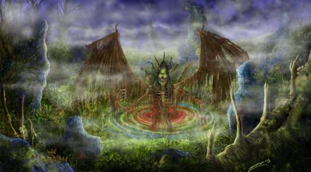 Eldritch Abomination by zorm
