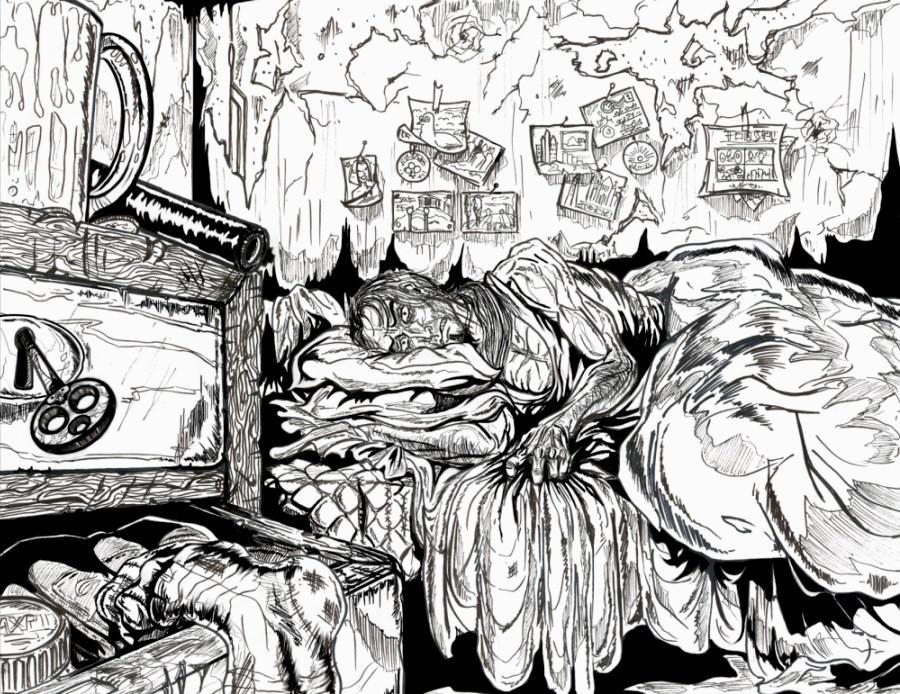 Sleepless by zorm