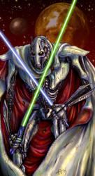 General Grievous Colored by zorm
