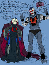 Hordak and Hordak switch
