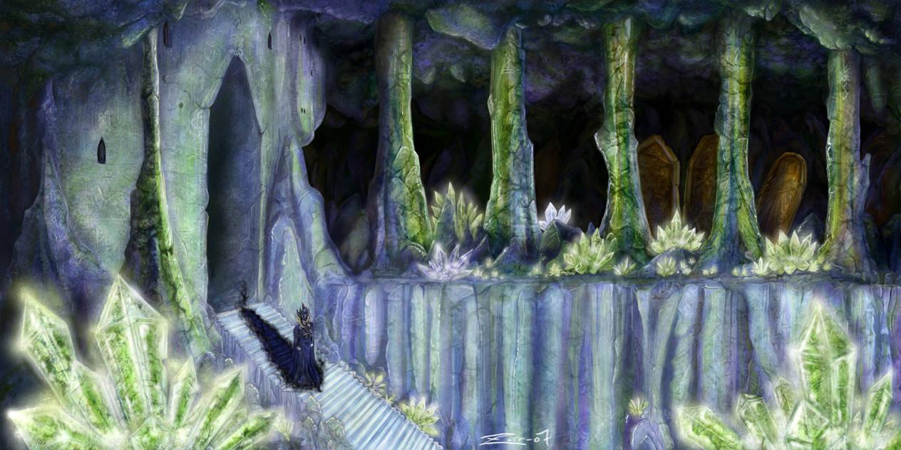 Netherworld Courtyards by zorm