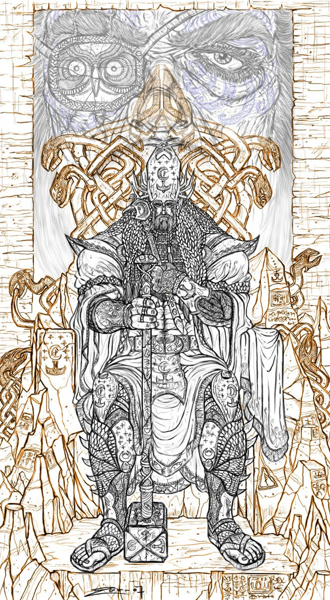 The Last King by zorm