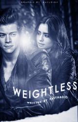 Weightless - Wattpad Cover by stupiditiax