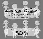 Mixed Styles P2U Pack