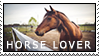 Horse lover stamp by Oniichan96