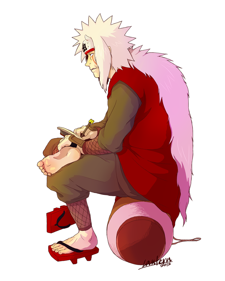 JIRAIYA! by Lantern6