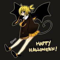 Happy Halloween 2 2010 by KiiroNoUsagi