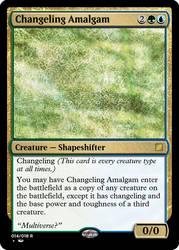 Changeling Amalgam by HeraldOfOpera