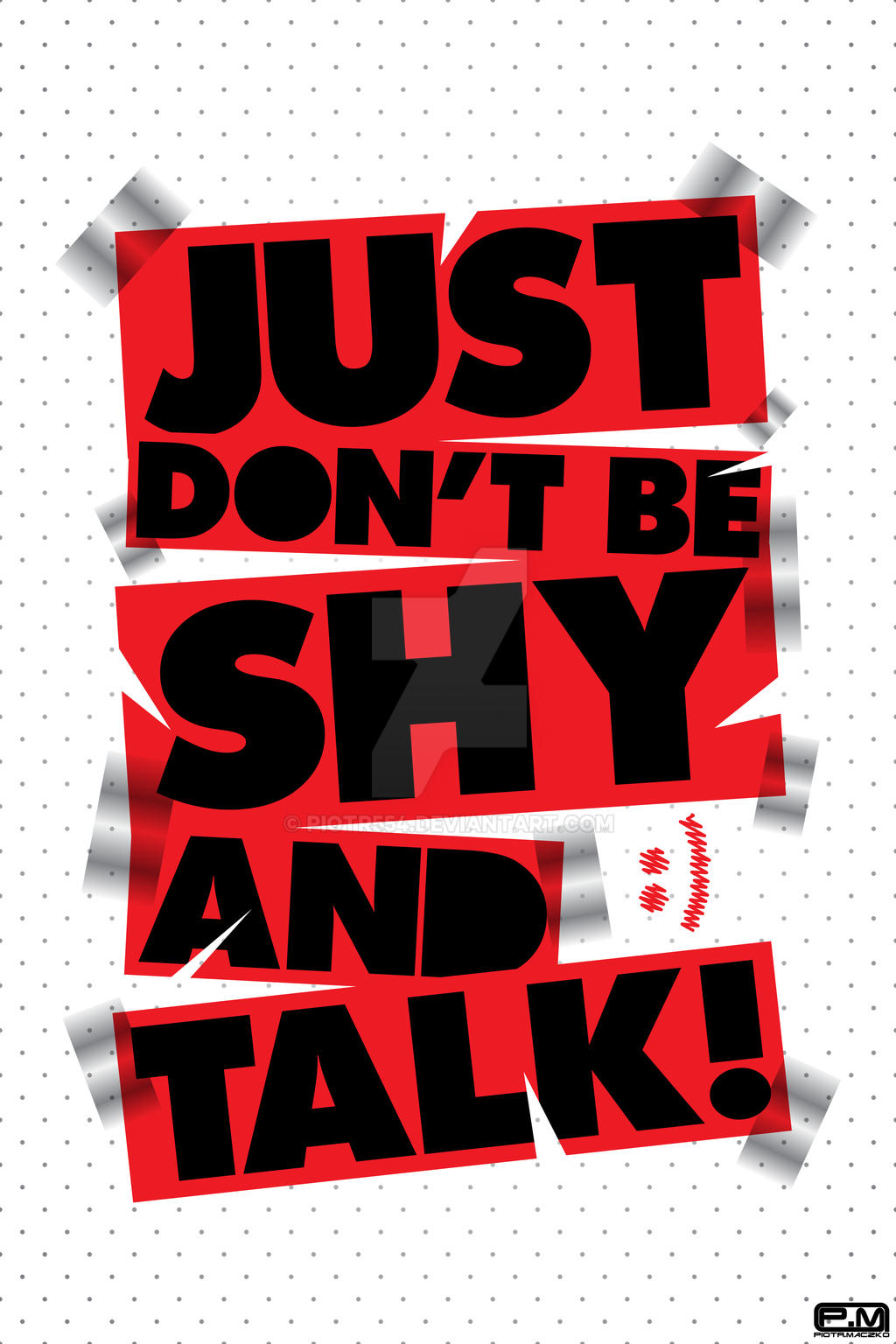 don t be shy gay