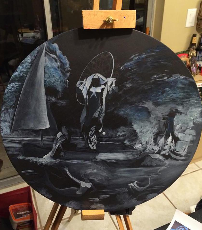 Seer of a Hundred Seas~ (Work in Progress) by AmaranthMB