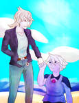 Amethyst and Vidalia