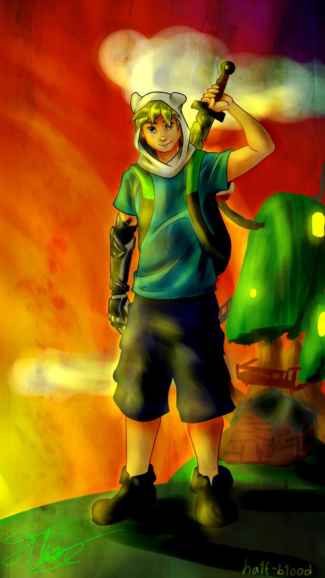 One Last Adventure Ver 2.0 by Ha1f-B1ood