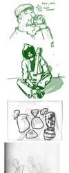 Sketchbook Juice Part 1 by SpeedBuzzer