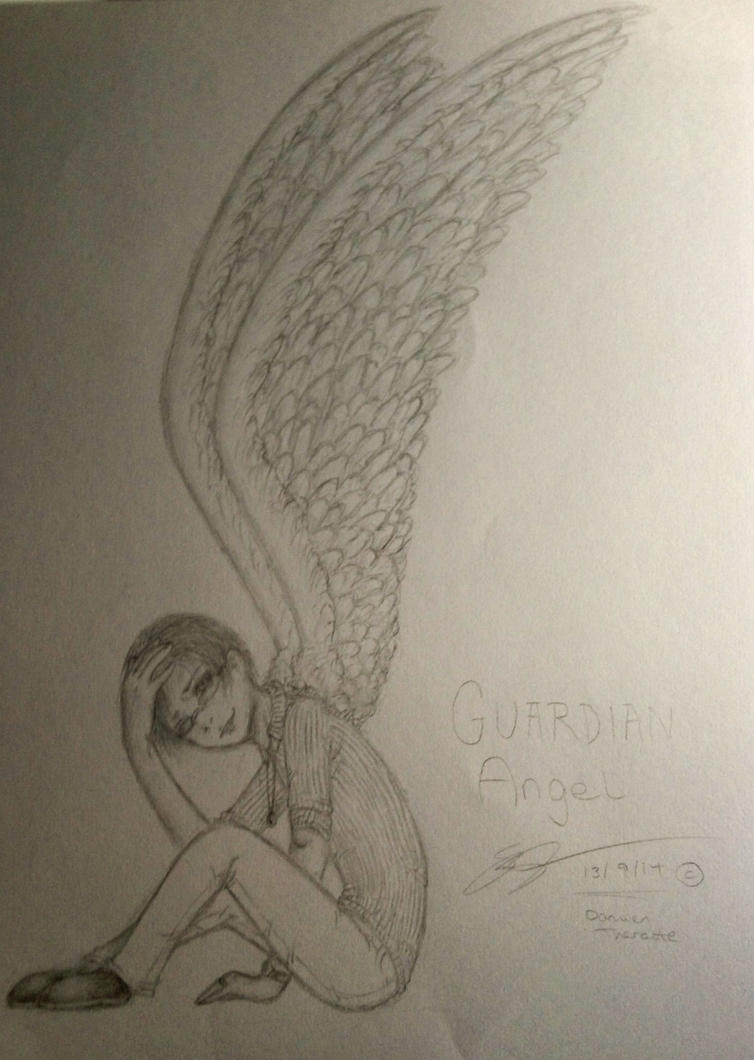 Guardian Angel WIP by SvetlanaSantoryuu
