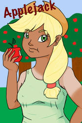 Applejack by rays-animelover