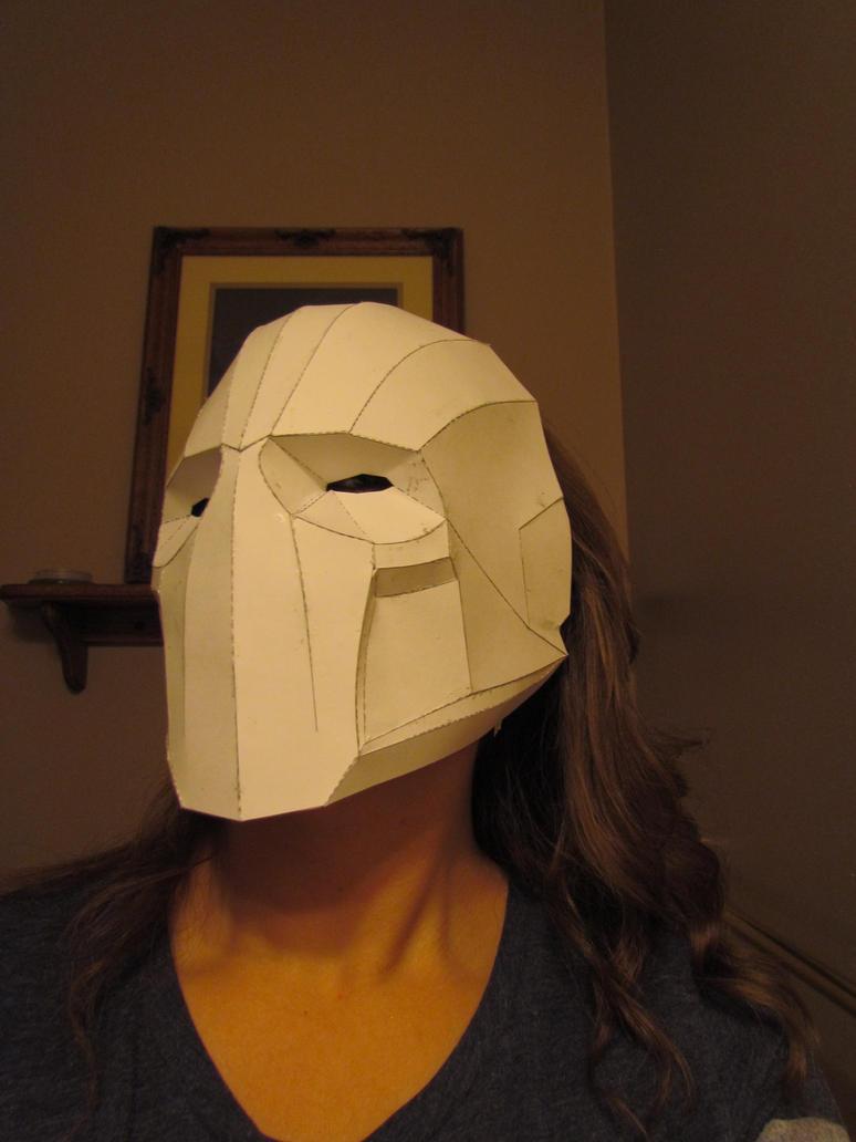 Как укреплять маску из пепакура