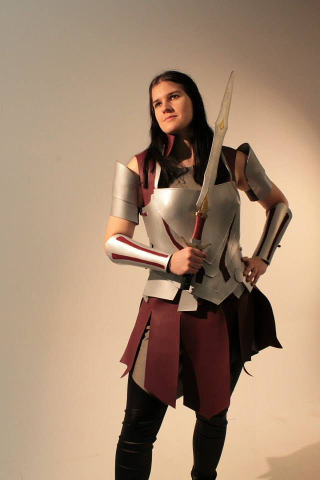 lady sif costume thor 2 - photo #17