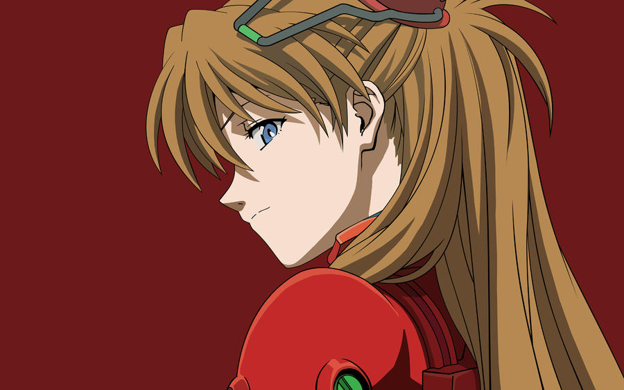 Asuka Shikinami Langley by sniperwolf1014