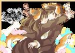 [Render #80] Kisaragi Shintaro and Tateyama Ayano