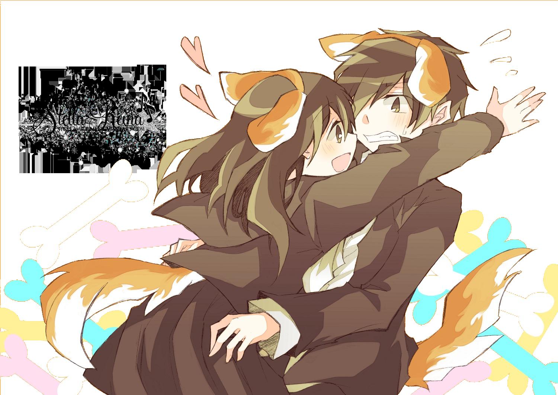 نتیجه تصویری برای kisaragi_shintaro_and_tateyama_ayano