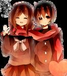 [Render #82] Kisaragi Shintaro and Tateyama Ayano