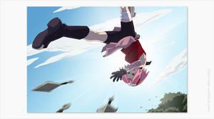 Sakura Haruno - Fan art 01