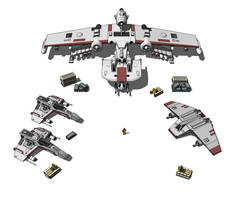 New Republic Vehicles by multihawk