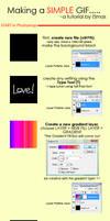 Making Simple GIF Tutorial by Elmas