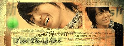 Banner Donghae 03 by Elmas