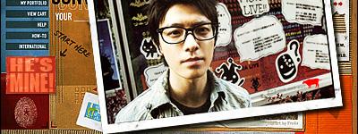 Banner Donghae 04 by Elmas