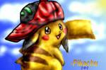 Realistic Pikachu