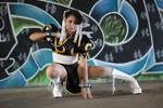 Black Chun Li SFT  Photo By. Michael Humunculo
