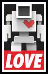 Lovebot Obey