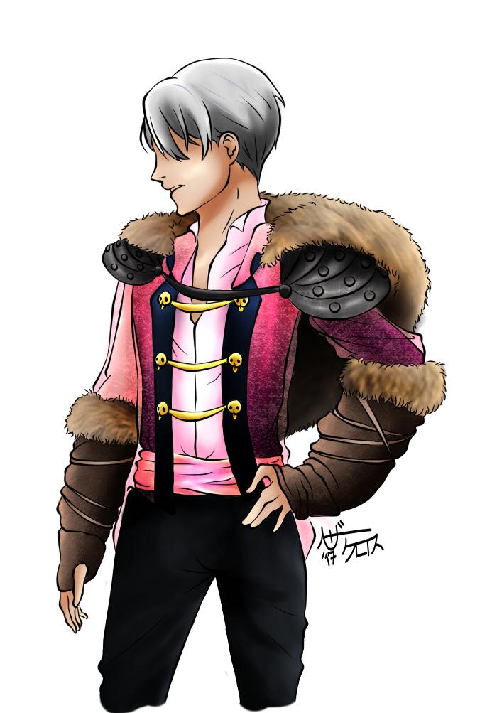 Viktor | [HTTYD!AU] by Noon30ish
