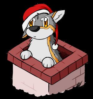 Gift - Dany the Santa's helper