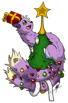 Gift - Mischief the Ornament thief