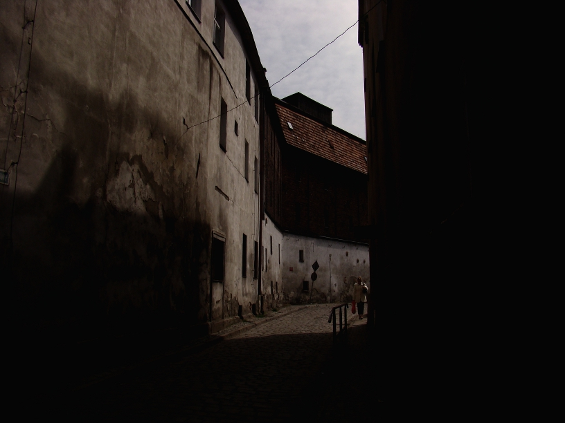 polskie ulice by InPluvia