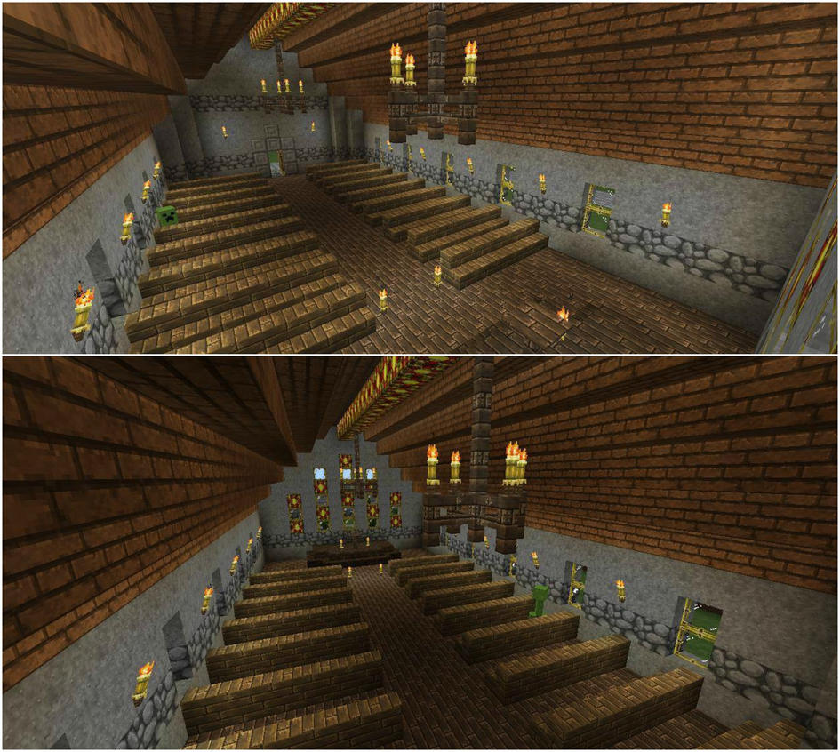 Castle village church interior minecraft by bexrani on deviantart castle village church interior minecraft by bexrani publicscrutiny Choice Image