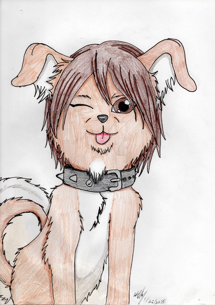 MayMay Puppy by ZEROKIRYU91