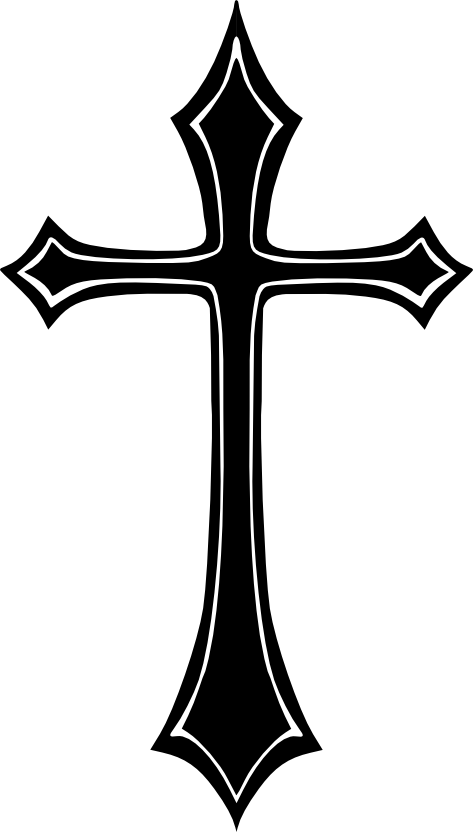 Gothic cross by vashkranfeld on deviantart
