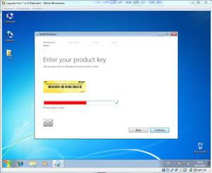 Windows 8 install